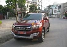 Chiến Hòa Auto bán xe Ford Everest Trend 2.2L 4x2 AT đời 2016, màu đỏ, xe nhập