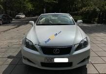 Bán xe Lexus IS 250C đời 2009, màu trắng, xe nhập