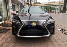Bán xe Lexus RX 350 L 07 chỗ sản xuất năm 2018, màu đen, nhập khẩu Mỹ giá tốt