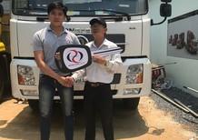 Bán Dongfeng B170 9.6T 2017, màu trắng, xe nhập, giá chỉ 685 triệu