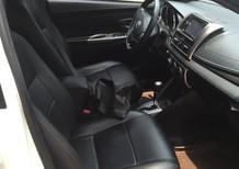 Cần bán lại xe Toyota Yaris 1.3 2016, màu trắng, nhập khẩu chính hãng giá cạnh tranh