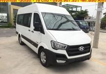 Bán xe 16 chỗ Thaco Hyundai Solati, hỗ trợ vay ngân hàng