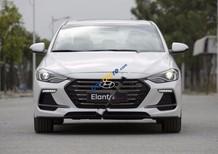 Bán Hyundai Elantra Sport 1.6 AT đời 2018, màu trắng, 739 triệu