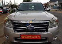 Cần bán xe Ford Everest 2.5MT Turbo đời 2010