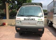 Bán Suzuki Carry Truck 2018, màu trắng, giá 246tr, tặng 100% lệ phí trước bạ, 1 thùng bia Lh 0911.935.188