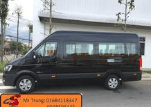 Bán Hyundai Solati H350 16 chỗ màu đen. Hỗ trợ trả góp