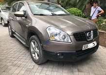 Bán Nissan Qashqai LE AWD 2008, màu nâu, nhập khẩu, 499 triệu