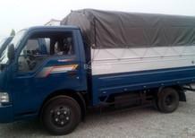 Bán xe tải K165 thùng mui bạt, 2 tấn 4, giá 343 triệu, hỗ trợ trả góp 70%