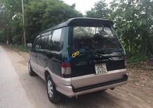 Cần bán lại xe Mitsubishi Jolie SE đời 1999, màu xanh
