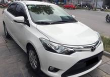 Bán xe Toyota Vios 1.5ECVT 2018, màu trắng, 525tr