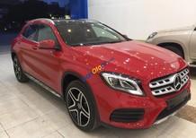 Bán xe Mercedes GLA 250 đăng kí 2018, màu đỏ, nhập khẩu xe mới chưa đi rẻ tới 200 triệu