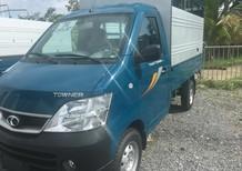 Bán xe Thaco Towner 990 2018, màu xanh dương. Liên hệ 0969.644.128