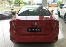 Honda Civic 2018, màu đỏ, nhập khẩu nguyên chiếc giá cực hấp dẫn