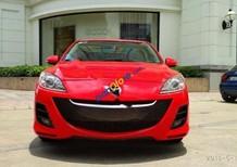 Bán xe Mazda 3 1.6 AT năm sản xuất 2010, màu đỏ, xe nhập ít sử dụng, 428 triệu