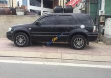 Bán ô tô Ford Escape 2.3 XLS năm 2006, màu đen còn mới