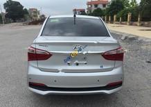 Bán Hyundai Grand i10 đời 2018, màu bạc mới chạy 2000 km, giá tốt
