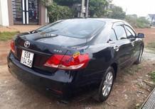 Bán Toyota Camry G đời 2007, màu đen chính chủ