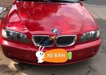 Cần bán gấp BMW 3 Series E46 2003, màu đỏ