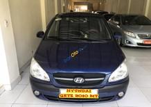 Bán Hyundai Getz 1.1MT sản xuất năm 2010, màu xanh lam, nhập khẩu nguyên chiếc, giá tốt