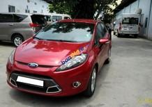 Bán Ford Fiesta S 1.6 AT đời 2011, màu đỏ, 350 triệu