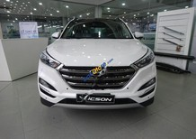 Bán xe Hyundai Tucson 1.6AT Turbo đời 2018, màu trắng
