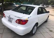 Bán xe Toyota Corolla altis năm sản xuất 2003, màu trắng