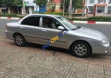 Bán ô tô Kia Spectra đời 2004, màu bạc