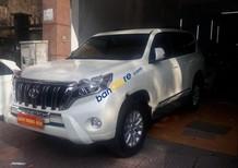 Bán Toyota Land Cruiser Prado TXL 2.7AT 2016, màu trắng, nhập khẩu