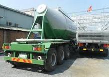 Romooc chở xi măng rời 31 khối Doosung Hàn Quốc