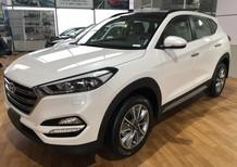 Bán xe Hyundai Tucson 2018, màu trắng