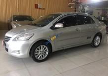 Cần bán xe Toyota Vios sản xuất năm 2010, màu bạc số sàn, giá chỉ 355 triệu