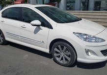Peugeot Quảng Ninh cần bán Peugeot 408 Premium màu trắng chỉ với 740 triệu
