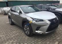 Bán xe Lexus NX 300 sản xuất 2018, màu bạc, nhập khẩu