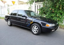 Cần bán lại xe Honda Accord 2.2 MT sản xuất năm 1991, màu xanh lam, nhập khẩu nguyên chiếc, 112tr