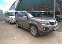 Bán Kia Sorento GAT 2.4L 4WD 2013, màu xám
