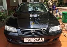 Bán xe Mazda 626 2.0 MT sản xuất 2000, màu đen, giá 142tr