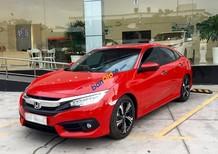 Bán Honda Civic năm 2018, màu đỏ, nhập khẩu