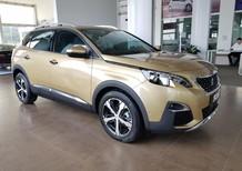 Peugeot Hải Phòng bán Peugeot 3008 SUV 2018 màu vàng, liên hệ khuyến mại 0123.815.51118