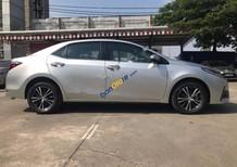 Bán ô tô Toyota Corolla altis 2.0 Luxury 2017, màu bạc