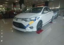 Bán Toyota Vios năm sản xuất 2018, màu trắng, giá tốt