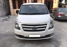 Bán Hyundai Starex đời 2016, màu trắng, nhập khẩu chính hãng, số sàn