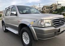 Bán Ford Everest sản xuất 2006, màu bạc, số sàn
