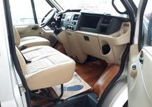 Bán ô tô Ford Transit Medium sản xuất 2018, màu bạc, giá 872tr