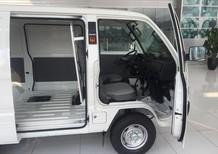 Cần bán Suzuki Super Carry Van EURO 4 đời 2018, màu trắng, 290tr
