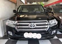 Cần bán xe Toyota Land Cruiser VX đời 2016, màu đen, nhập khẩu đki chính chủ