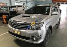 Cần bán lại xe 2.5 Toyota Fortuner G sản xuất 2015, màu bạc, 300 triệu