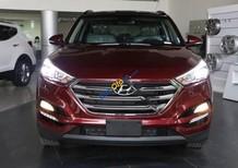 Bán xe Hyundai Tucson 1.6 AT Turbo sản xuất 2018, màu đỏ