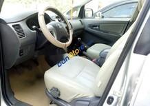 Bán ô tô Toyota Innova đời 2013, màu bạc, giá tốt