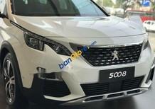 Bán ô tô Peugeot 5008 sản xuất năm 2018, màu trắng, xe nhập