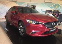 Bán Mazda 6 2.0 Premium sản xuất năm 2018, màu đỏ